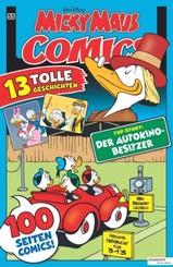 Micky Maus Comics - Ein tolles Teilchen