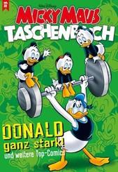 Micky Maus Taschenbuch - Donald ganz stark