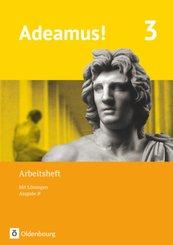 : Adeamus! - Ausgabe B - Latein als 1. Fremdsprache - Band 3