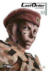Battle Angel Alita - Last Order - Perfect Edition - Bd.10