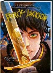Percy Jackson (Comic), Die letzte Göttin