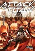 Attack on Titan - Bd.31