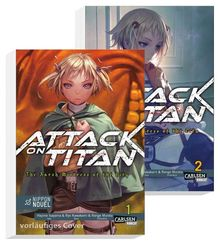 Attack On Titan - The Harsh Mistress of the City; Band 1, Tl 1 - Bd.1-2