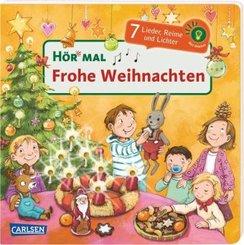 Hör mal: Frohe Weihnachten, m. Soundeffekten