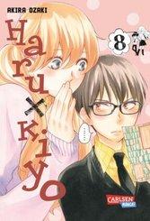 Haru x Kiyo  8 - Bd.8