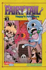 Fairy Tail - Happy's Adventure - Bd.3