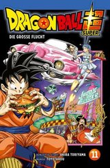 Dragon Ball Super, Bd.11