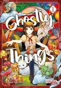 Ghostly Things - Bd.1