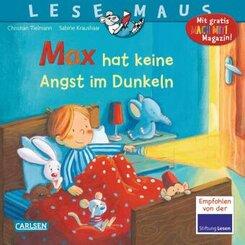 Max hat keine Angst im Dunkeln