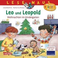 Leo und Leopold - Weihnachten im Kindergarten