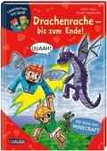 Lesenlernen mit Spaß - Minecraft: Drachenrache - bis zum Ende!