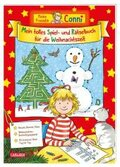 Conni Gelbe Reihe (Beschäftigungsbuch): Mein tolles Spiel- und Rätselbuch für die Weihnachtszeit