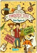 Die Schule der magischen Tiere: Mein Tagebuch; Band 4. 2. Hälfte. T