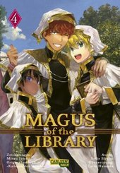 Magus of the Library  4 - Bd.4