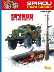 Spirou + Fantasio Spezial - Spirou bei den Sowjets