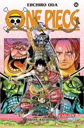One Piece - Bd.95