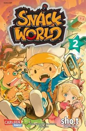 Snack World - Bd.2
