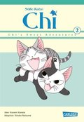 Süße Katze Chi: Chi's Sweet Adventures - Bd.2