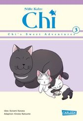 Süße Katze Chi: Chi's Sweet Adventures - Bd.3