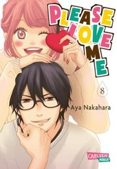 Please Love Me 8 - Bd.8