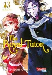 The Royal Tutor - Bd.13