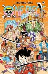 One Piece - Bd.96