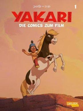 Yakari Filmbuch - Die Comicvorlage zum Film - Bd.1