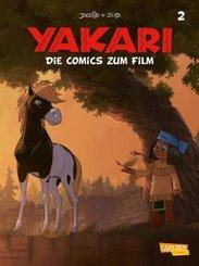 Yakari Filmbuch - Die Comicvorlage zum Film - Bd.2