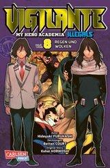 Vigilante - My Hero Academia Illegals - Bd.8
