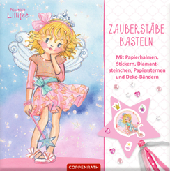 Prinzessin Lillifee: Zauberstäbe basteln