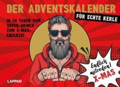 Der Adventskalender - in 24 Tagen vom Super-Grinch zum X-Mas-Checker!