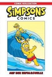 Simpsons Comic-Kollektion - Auf der Erfolgswelle