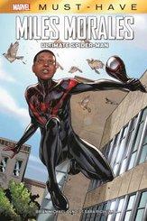 Marvel Must-Have: Miles Morales: Ultimate Spider-Man; .