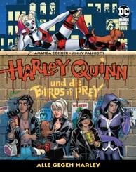 Harley Quinn und die Birds of Prey: Alle gegen Harley - Bd.1