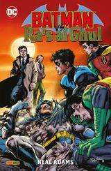 Batman vs. Ra's al Ghul - Bd.1