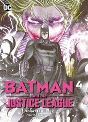 Batman und die Justice League - Bd.4