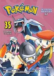 Pokémon - Die ersten Abenteuer - Bd.35