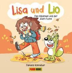 Lisa und Lio, Das Mädchen und der Alien-Fuchs