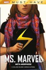 Marvel Must-Have: Ms. Marvel: Meta-Morphose; .