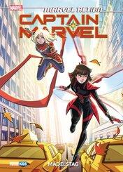 Marvel Action: Captain Marvel - Bd.2