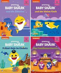 Nelson Mini-Bücher: Baby Shark - 1-4 (Einzel/WWS)