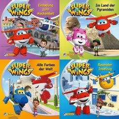 Super Wings (20 Expl. (4 Titel))