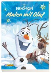 Disney Die Eiskönigin: Malen mit Olaf