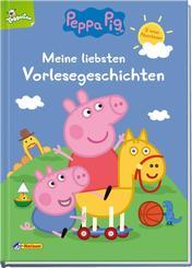 Peppa Pig: Meine liebsten Vorlesegeschichten
