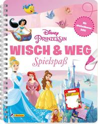 Disney Prinzessin: Wisch & Weg, Spielspaß; Buch XXXIV