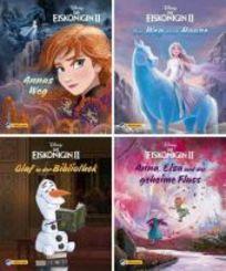 Disney Die Eiskönigin II - Nr.5-8 (24 Expl. (4 Titel))