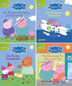 Peppa Pig, 4 Hefte