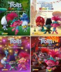 Dreamworks Trolls, 4 Hefte - Nr.5-8