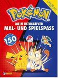 Pokémon: Mein ultimativer Spiel- und Malspaß