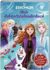 Disney - Die Eiskönigin: Mein Adventskalenderbuch; Band 1